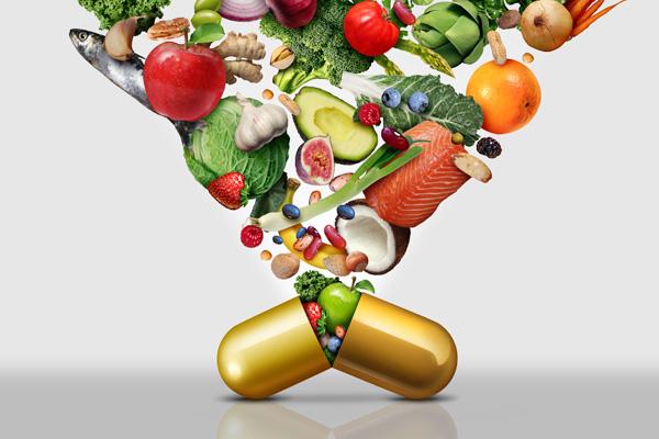 ビタミンなどの栄養成分が、とにかくたっぷり!しっかり高用量!